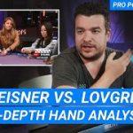 Poker Strategy   Analyzing Rollercoaster Poker Hand Melanie vs. Sofia