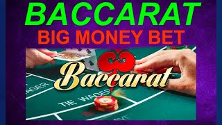 BACCARAT STRATEGY TO WIN BIG $$$$$$
