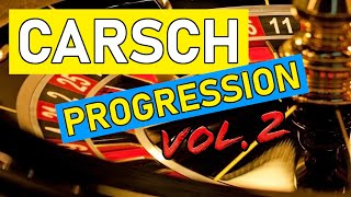 THE BET SELECTION HUNT IS ON | CARSCH PROGRESSION VOL. 2 – Baccarat Strategy Review