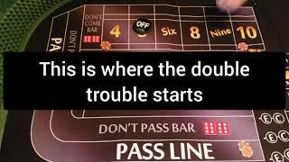 Double Trouble Craps Strategy