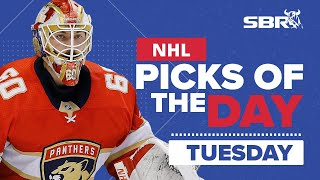🏒 Top Free NHL Picks for Tuesday (Apr. 13th)