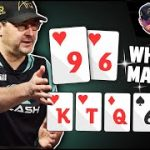 HELLMUTH vs NEGREANU | Can HELLMUTH get PAID? in the High Stakes Duel
