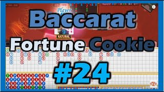 BACCARAT 🎴 How to Play 🧧 Rule and Strategy 🎲#24🤩 Bead Plate + Big Eye + Small Road + Cockroach🎉