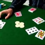 Learn to Play a  Full Hand of Guts Poker