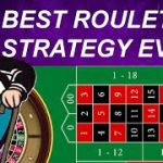 BEST ROULETTE STRATEGY EVER