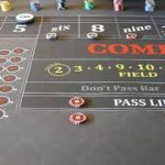 Good craps strategy?  The take a little bet a little.