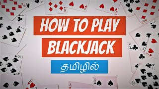 Earn money by Playing Blackjack in 4RABET (Tamil)