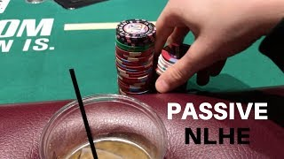 Just a Few Hands in a Passive 1/2 NLHE Game – Poker Vlog #44