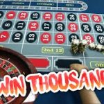 """WIN $2,100 in THREE SPINS!! """"Chamba In & Out"""" Roulette System"""