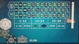 [MUST WATCH!] THE 3 SECRETS OF THE VIP ROULETTE SYSTEM. ROULETTE STRATEGY WINS 99.9%
