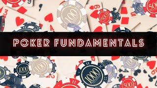 Unusual Poker Fundamentals | Texas Hold'em Poker Strategies