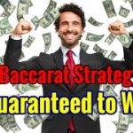 Baccarat Strategy to Win #26