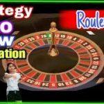 💃 New Roulette Strategy to New Generation || Roulette Strategy to Win