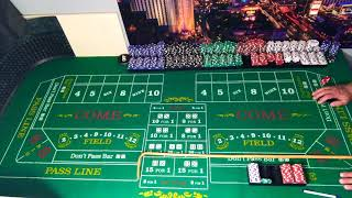 The $66 craps strategy Submitted by a subscriber