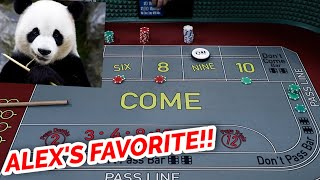 "CASINO MONEY!! – ""Panda Degen"" Craps System Review"