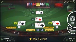 HOW TO WIN IN BLACKJACK? (Roobet)
