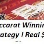 "Baccarat Winning Strategy "" LIVE PLAY "" By Gambling Chi 4/11/21"