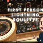 Playing First Person Lightning Roulette