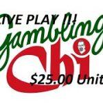 "Baccarat Winning Strategy ""LIVE PLAY "" $25.00 Base By Gambling Chi 4/22/2021"