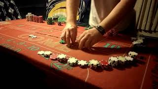 Craps Single Press Moves