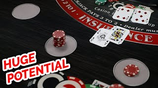 "STOP FLAT BETTING AND TRY THIS – ""357 Magnum"" Blackjack System Review"