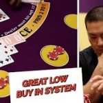 LOW BUY IN SYSTEM – 212 Blackjack System Review
