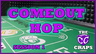 The COMEOUT HOP Don't Pass Craps Strategy