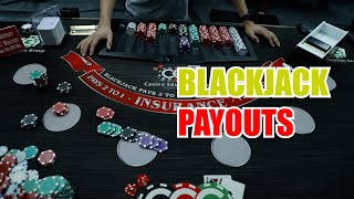 CEG Dealer School Raw Blackjack – How to pay Blackjacks 3 to 2 and 6 to 5 [Short Version]