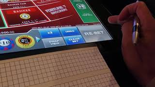 Baccarat #8 Winning Grind (Hit Dragon Bet)