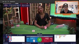 Baccarat Winning Strategy – 89 SPECIAL + NO MIRROR – #4