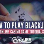 How to Play Blackjack Online   Live Dealer Blackjack for Beginners