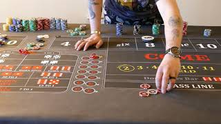 Good craps strategy?  The Do and Don't method.