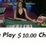 """Baccarat """" LIVE PLAY """" Winning Strategies with M.M. By Gambling Chi"""