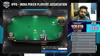 Watch & Learn Poker with Ashutosh || The Flash 5L GTD || SpartanPoker