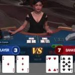 [Free Play Baccarat 2] Live Dealer + Progressive Betting Sequence + The Importance of a Stop-Loss