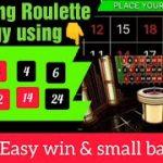 Easy Lightning Roulette Winning Strategy [Evolution Gaming]