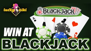 🔥 BLACKJACK GAME🔥  for beginners with (Winning tips)!!
