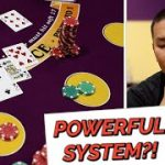 SIMPLE BUT POWERFUL – D'Alembert Blackjack System Review