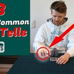 Top 3 most common Live Poker Tells You have to know!