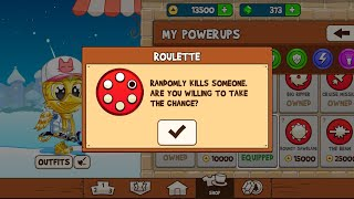 Fun run 3 – How to use roulette