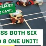 CRAPS DEALER TRAINING – PRESSING BOTH 6 AND 8 A UNIT FROM $6 TO $60 – COMMON PRESSES – CASINO DEALER