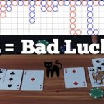 Day 13 | Real Cards Baccarat | Bad luck number 13? Or lucky?