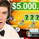 I Played a $10,000 Buy In