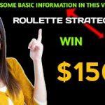 Roulette strategy part no 18