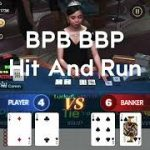 Baccarat Strategy 2021 Hit And Run  (Video 45)