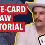 Five-Card Draw Tutorial – Old West Poker!