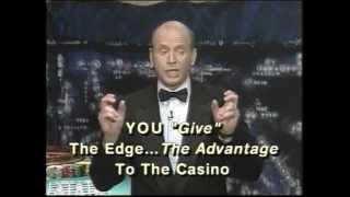 HOW TO GET BEST CASINO ODDS VIDEO  | Blackjack | Craps | Roulette | Baccarat | Slots |