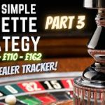 Safe Roulette Strategy: A Safe and Simple Roulette Strategy Tutorial – Part 3