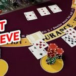 From $10 to $6,000 in less than 10 Minutes – EASIEST BLACKJACK GAME