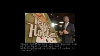 Poker Texas Hold'em Tutorial – How to play Poker Texas Hold'em